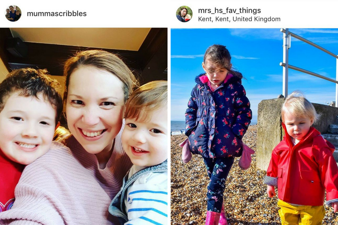 A selection of photographs from #ourweekendhappy instagram community - photographs from Mummascribbles and Mrs H's favourite things - Our Weekend Happy #5 & #OurWeekendHappy February Favourites - Mrs H's favourite things