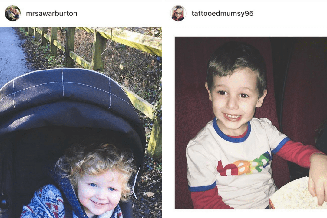 A selection of photographs from #ourweekendhappy instagram community - photographs from Mrs Warburton and Tattooed Mummy and a Baby - Our Weekend Happy #5 & #OurWeekendHappy February Favourites - Mrs H's favourite things