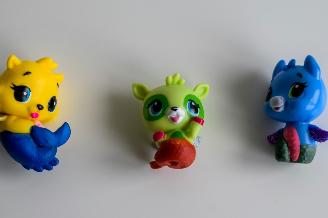 A photograph of three of the Mermals from Season 5 of Hatchimals CollEGGtibles, 'Mermal Magic' - Hatchimals CollEGGtibles Mermal Magic Season 5 Review - Mrs H's favourite things