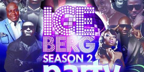Iceberg party by Ice Magazine Nigeria