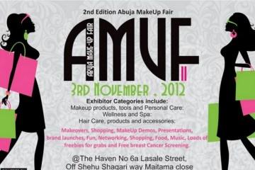 Abuja Makeup Fair 2012