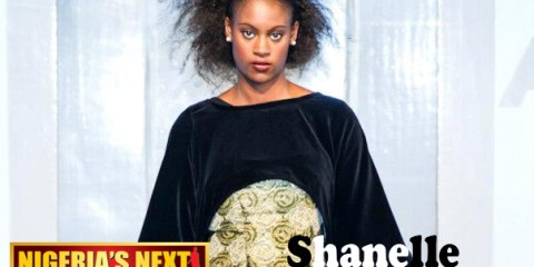 nigeria's next super model 2012