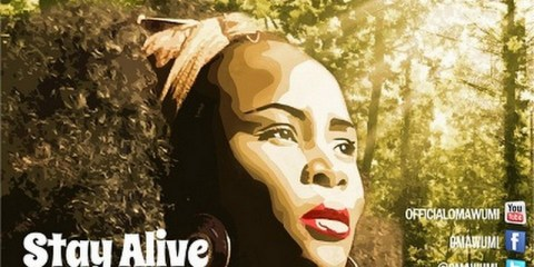 Omawumi Stay Alive video