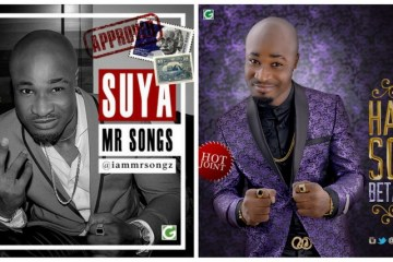 Harry Song Beta Pikin and Suya audio