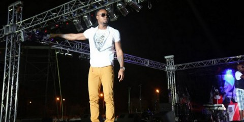 Flavour hosts BUEA University graduation concert in Cameroon