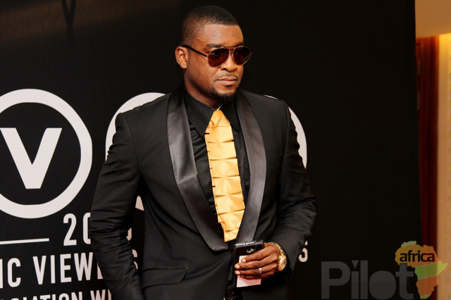 Chidi Mokeme at AMVCA 2013