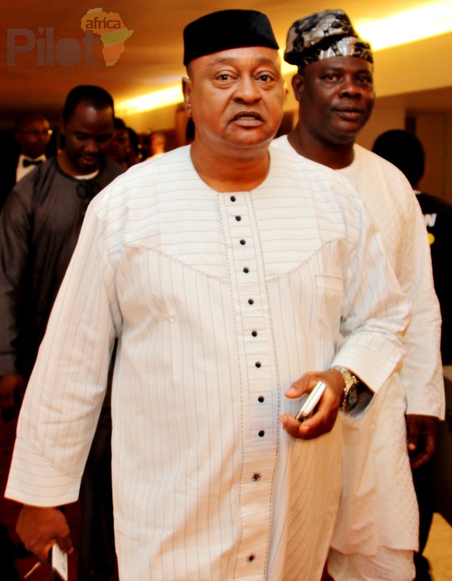Jide Kosoko at AMVCA 2013