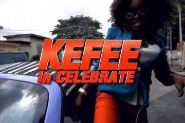 Kefee Celebrate video