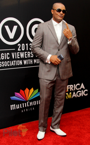 Saint Obi at AMVCA 2013