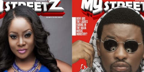 Toolz and Do2tun cover Mystreetz Magazine