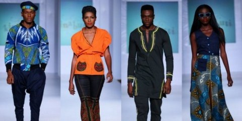 Kinabuti collection at LFDW 2012