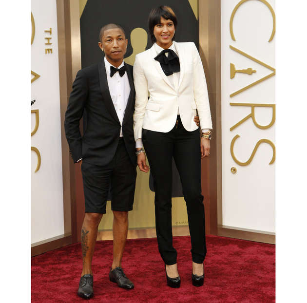 Pharrell Williams 2014 Academy Awards