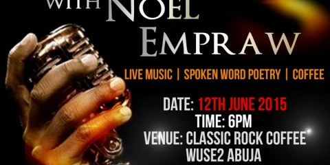 an evening with noel empraw