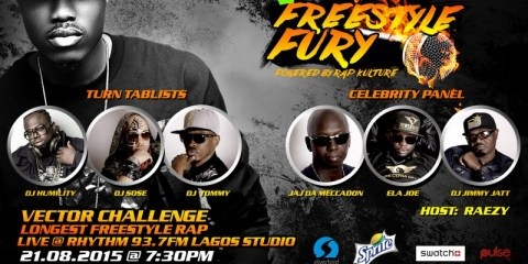 Freestyle Fury Rhythm FM