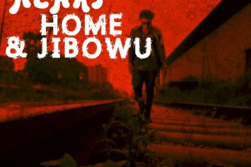 HenshawBlaze The Heart The Home and Jibowu front cover