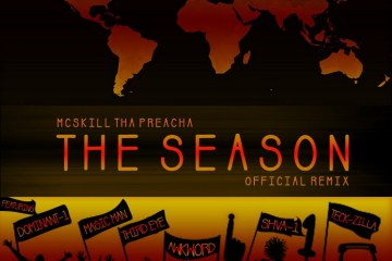 McSkill ThaPreacha The Season Official Remix