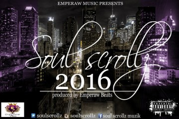 Soul Scrollz 2016 Whats In Your Hands front cover