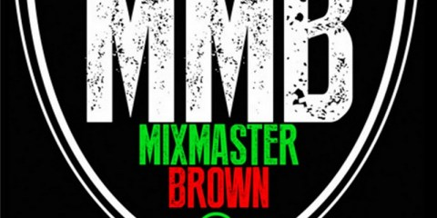 Dj MixmasterBrown - Naijerian Easy Mix Side P cover
