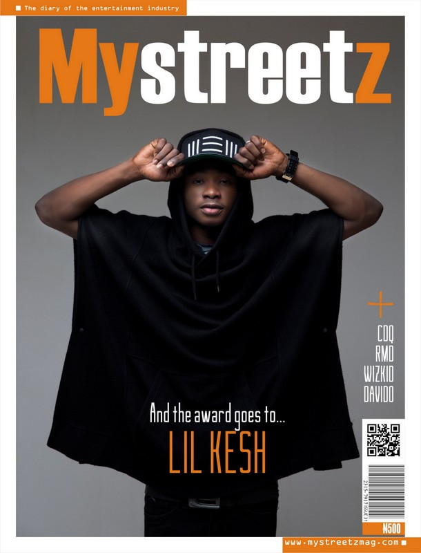 MH EDITORIAL: LIL KESH COVERS MYSTREETZ MAGAZINE