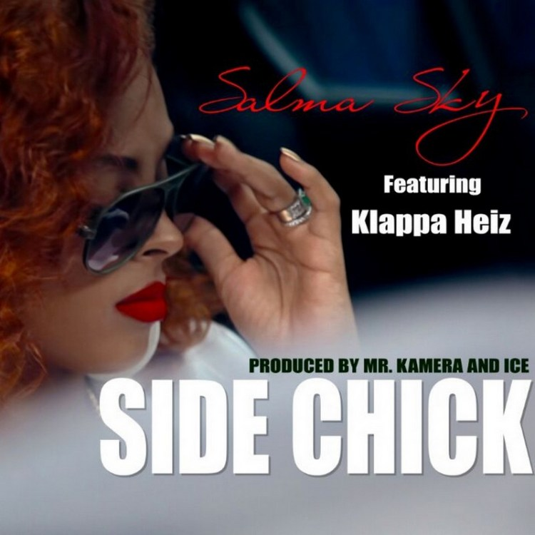 Salma Sky - Side Chick cover