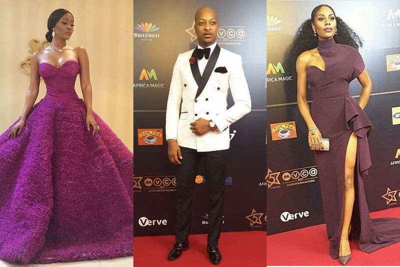 MH RED CARPET: AMVCA 2017 + WINNERS LIST