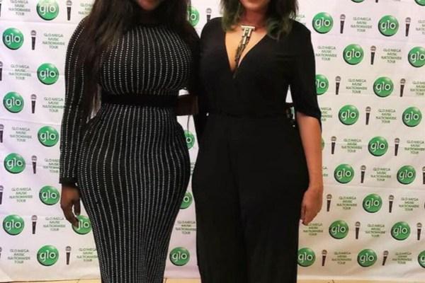 Mercy Johnson & Juliet Ibrahim