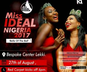 Miss Ideal Nigeria 2017