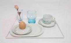 Leonard breakfast tray