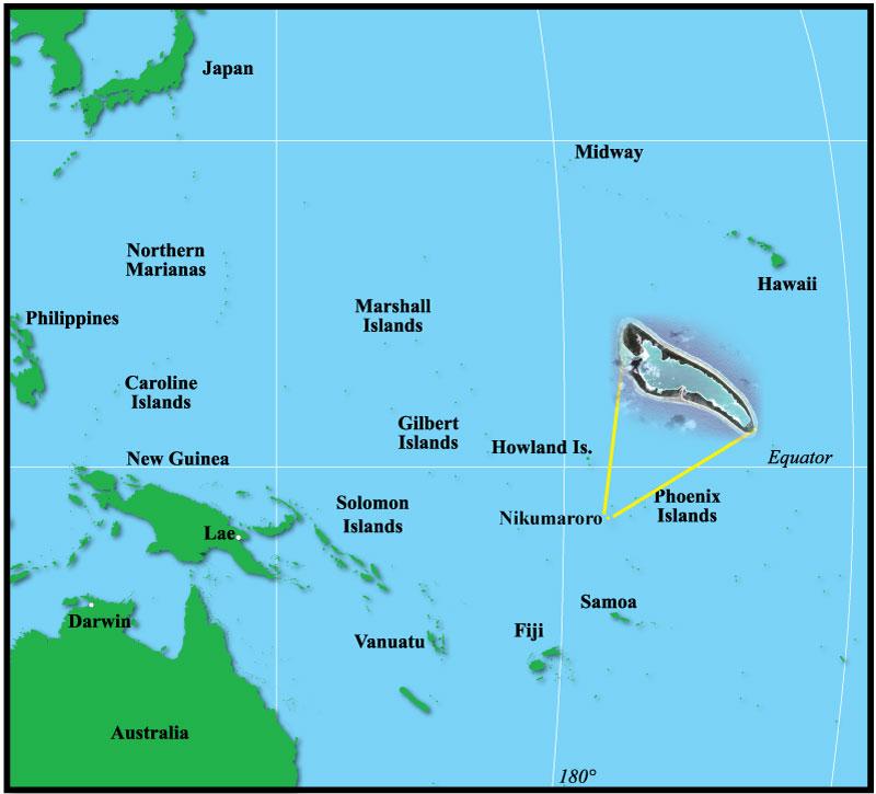 Amelia Map Google Island