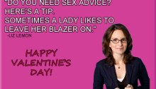 Liz Lemon Valentine's Day