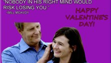 HBO's The Newsroom Valentine's Day Cards