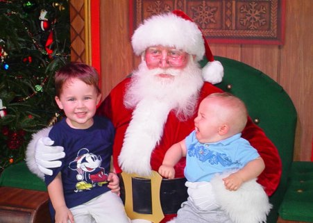 Patrick-Santa