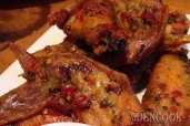 Olive Garden - Spicy Calabrian Wings