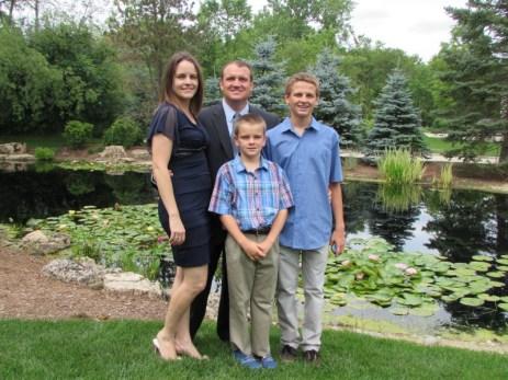 The Duncan Family.