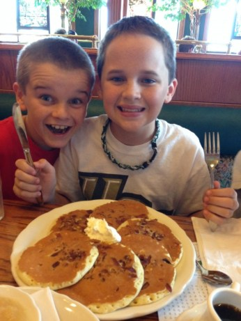 Walker Brothers Pancakes
