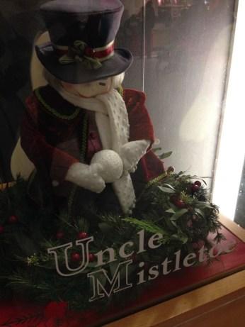 Uncle Mistletoe