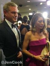 Eric Dane and Rebecca Gayheart.