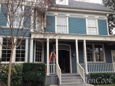 This home belongs to Sookie St. James.
