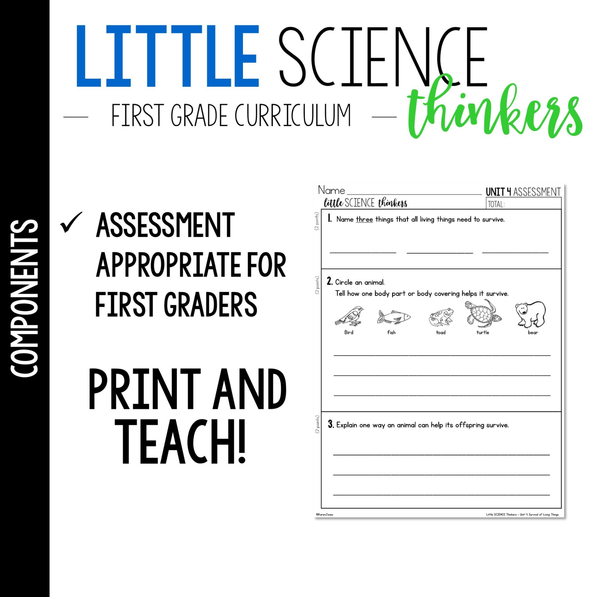hight resolution of Little 1st Grade Science Thinkers – Unit 4: Survival of Living Things – Mrs  Jones's Class