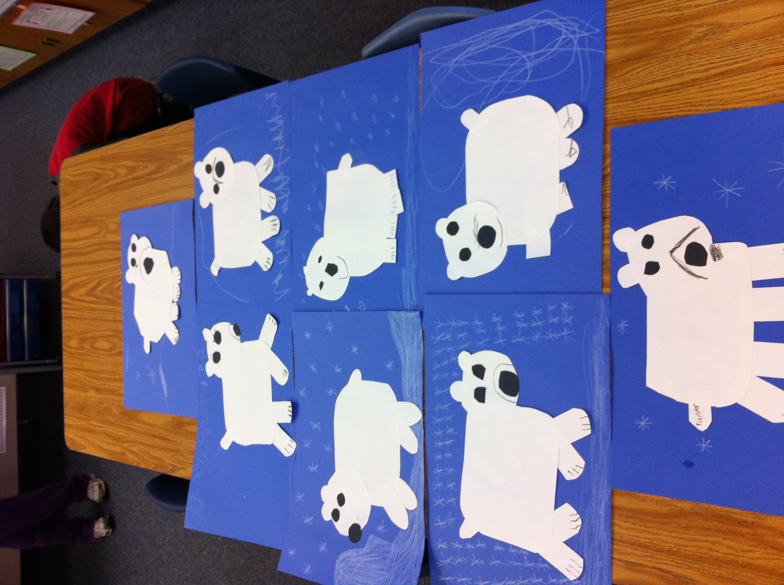 Penguins Polar Bears And Eskimo Fun Mrs Kilburn S Kiddos