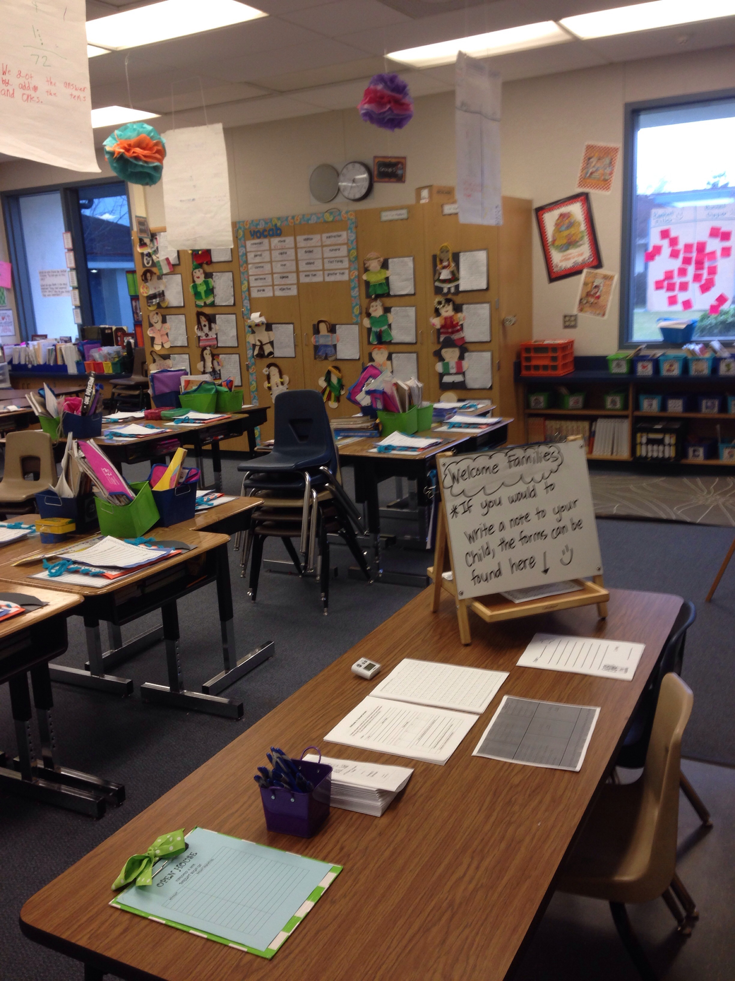 Classroom Decoration Ideas – Mrs Kilburn's Kiddos