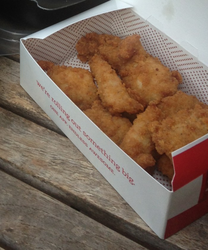 Low Carb Chick-Fil-A Nuggets (Fried)