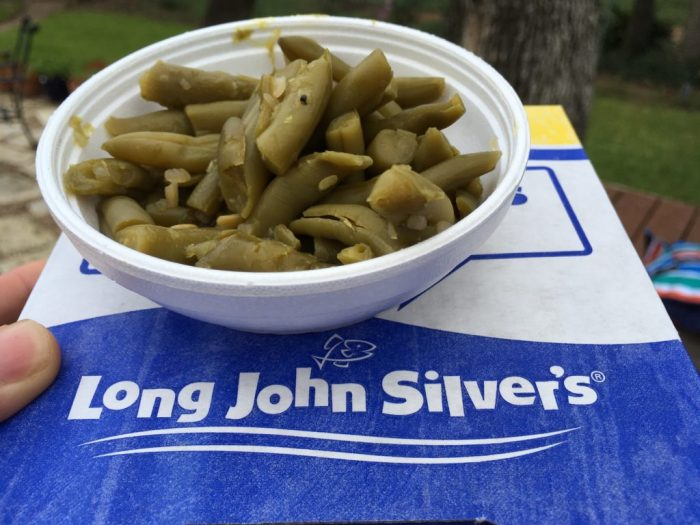 Low Carb Long John Silver's Green Beans