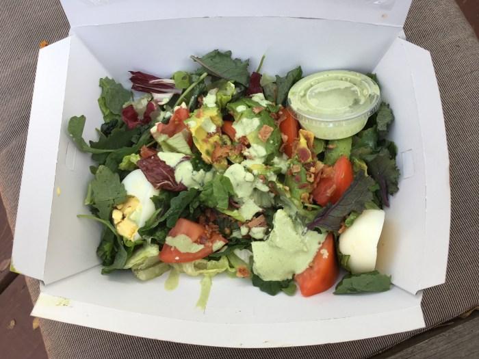 Low Carb Panera Cobb Salad