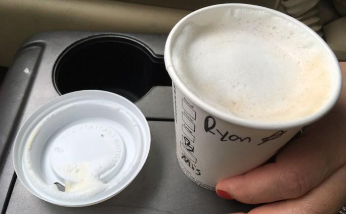 Low Carb Starbucks Misto