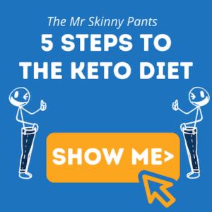 5 steps to the keto diet