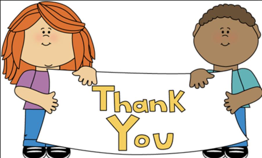 Thank You Cartoon Sayuing