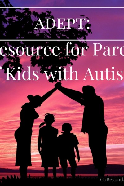 A Resource for Parents of Kids with Autism