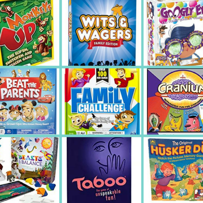 Family Gift Guide: 21 Games That Are Fast and Easy to Play
