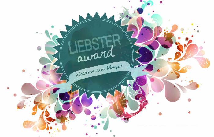 Accepting the Liebster Award